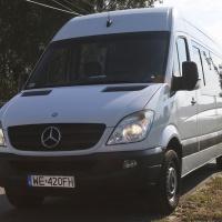 Mercedes - przód